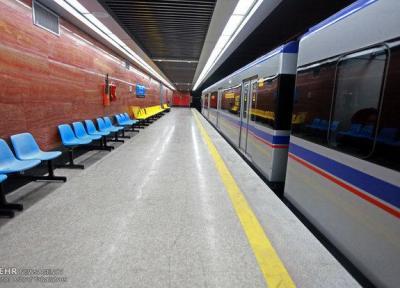 پیگیری مترو برای برطرف نواقص هواسازهای برخی از ایستگاه های خط 3