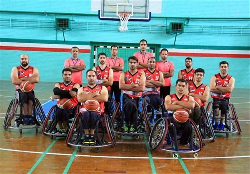 دهمین اردوی آمادگی تیم ملی بسکتبال با ویلچر مردان برگزار می گردد