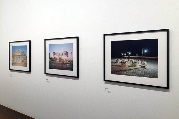 چشم انداز ایران روی دیوار رفت، 40 سال عکاسی از آمریکا تا ایران