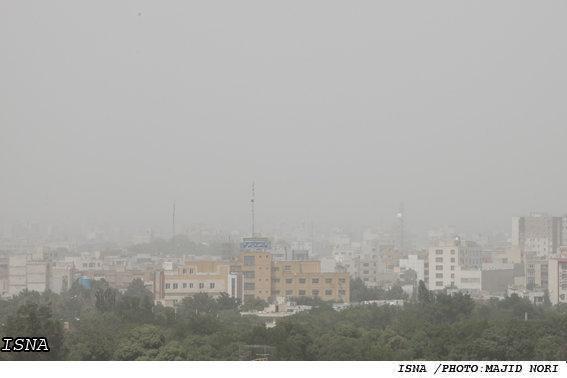 ورود سازمان مدیریت استان تهران برای مقابله با ریزگردهای تهران