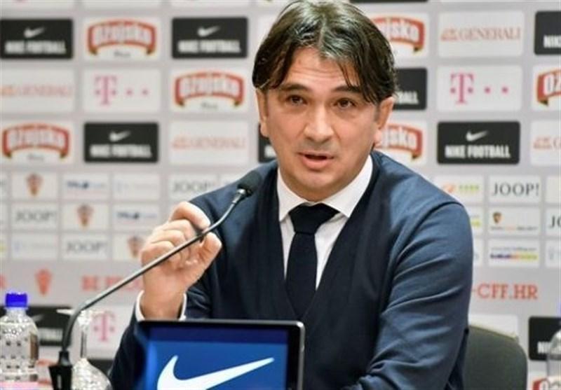 فوتبال دنیا، زلاتکو دالیچ: خوش شانس بودیم که با تساوی به رختکن رفتیم، زیرساخت های مناسبی نداریم