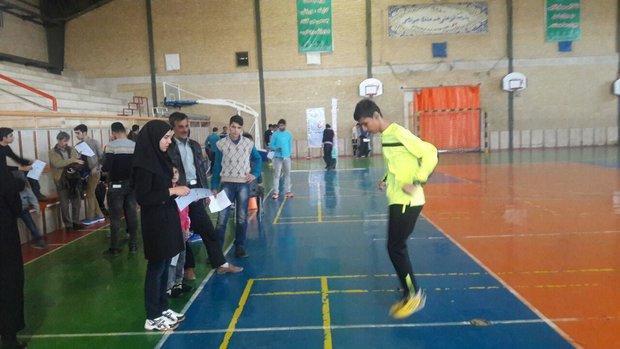 طرح استعدادیابی ورزشی در شهرستان بروجن برگزار می گردد