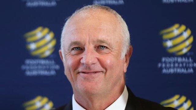 سرمربی استرالیا: از تیمم انتظار بردن اردن را دارم