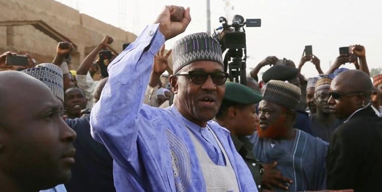 پیروزی محمد بوهاری برای دومین بار در انتخابات ریاست جمهوری نیجریه