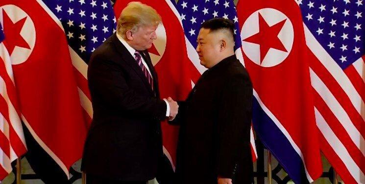ترامپ: دستور ابطال تحریم های جدید علیه کره شمالی را دادم