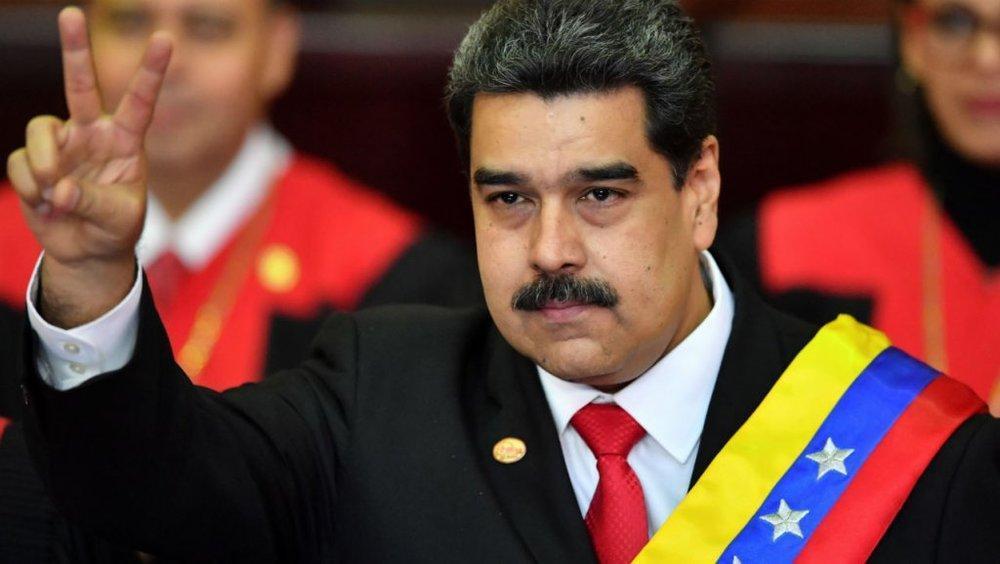 مادورو: خاموشی در ونزوئلا به خاطر حمله یک تک تیرانداز بود