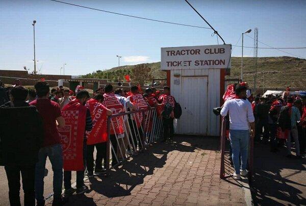 پیگیری باشگاه پرسپولیس برای حل مشکل ورود تماشاگران به استادیوم