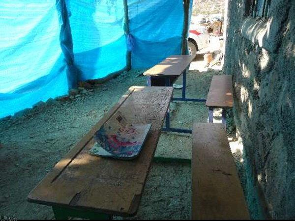 وجود مدارس کپری معضلی برای آموزش در سیستان و بلوچستان