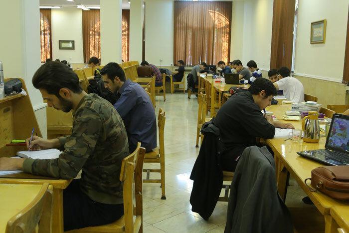 کتابخانه گلستان؛ دیروز تا امروز