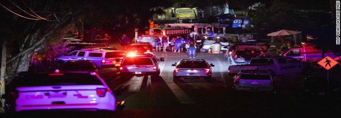 انتها خونین جشنواره سیر در کالیفرنیا ، کشتار و تیراندازی در یک فستیوال غذا