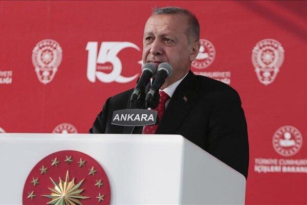 اردوغان: الحاق کریمه به روسیه را هرگز نمی پذیریم