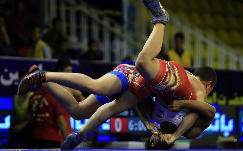 ناصرپور، کاویانی و امامی طلایی شدند، تیموری به مدال نقره رسید