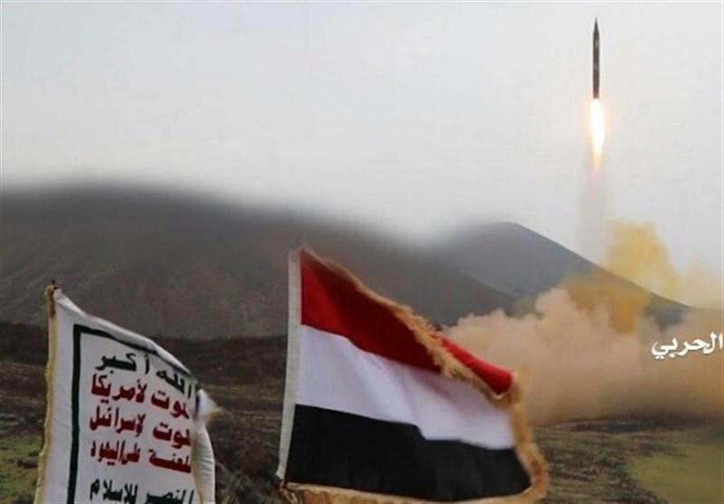 یمن، شلیک موشک نکال به تجمعات ارتش سعودی در نجران