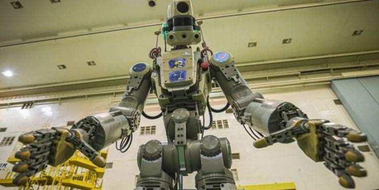 روسیه:نخستین ربات انسان نما مجدد ارسال می گردد
