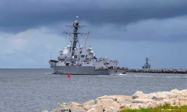 اغاز نخستین رزمایش دریایی آمریکا-آ.سه.آن از امروز