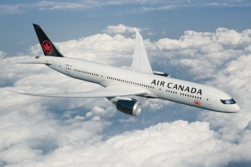 هواپیمایی کانادا مسیرهای داخلی جدید راه اندازی می نماید