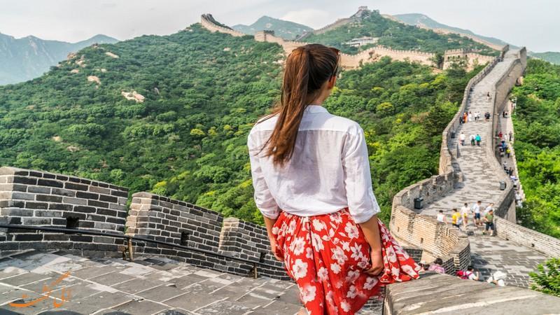 راهنمای کامل سفر به دیوار چین