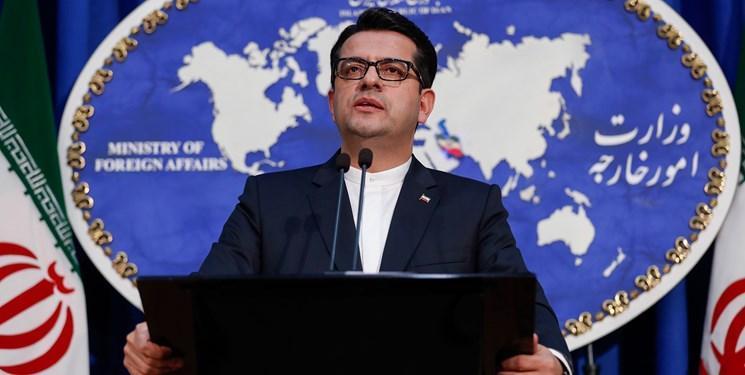 ایران مصوبه کنگره آمریکا درباره هنگ کنگ را محکوم کرد
