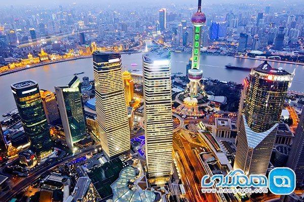 شهرهای بزرگ و پر جمعیت چین، دیدنی بی نظیر قلب آسیا