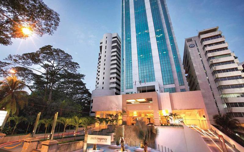 معرفی هتل پاسیفیک ریجنسی کوالالامپور ، 5 ستاره