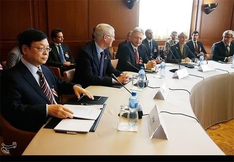 دیدار بین تیم مذاکره کننده ایران و چین شروع شد