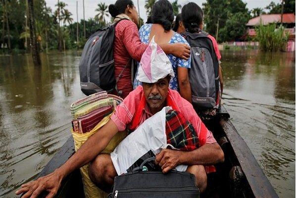 شمار قربانیان سیل هند به بیش از 150 نفر رسید