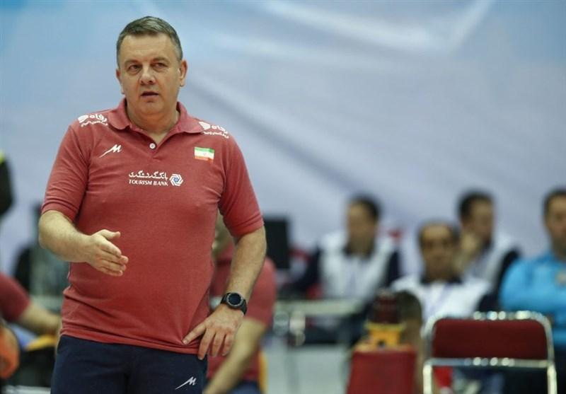 کولاکوویچ: تیم های آسیایی انگیزه زیادی برای رویارویی با ما دارند، امیدوارم فردا یک پله بهتر از امروز باشیم
