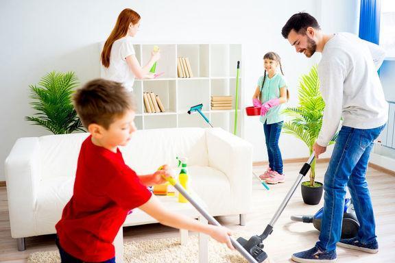 چگونه در خانه تقسیم وظایف کنیم؟