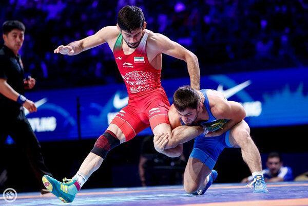 108 آزاد و فرنگی کار سهمیه المپیک گرفتند، پنج سهمیه به ایران رسید