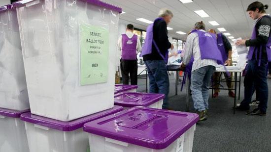 حمله هکرهای روس به انتخابات انگلستان