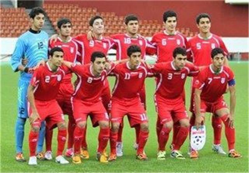 رویارویی تیم های فوتبال نوجوانان ایران و ایتالیا در دی ماه