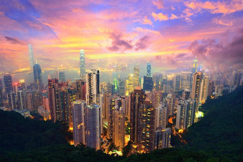 سفر 3 روزه به هنگ کنگ