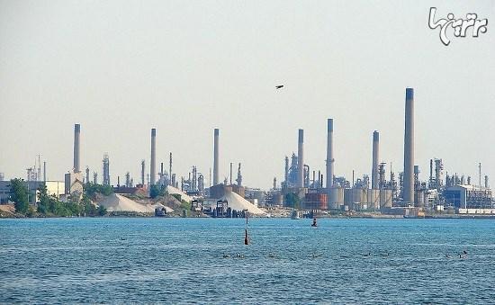 دره شیمیایی سارنیا در کانادا
