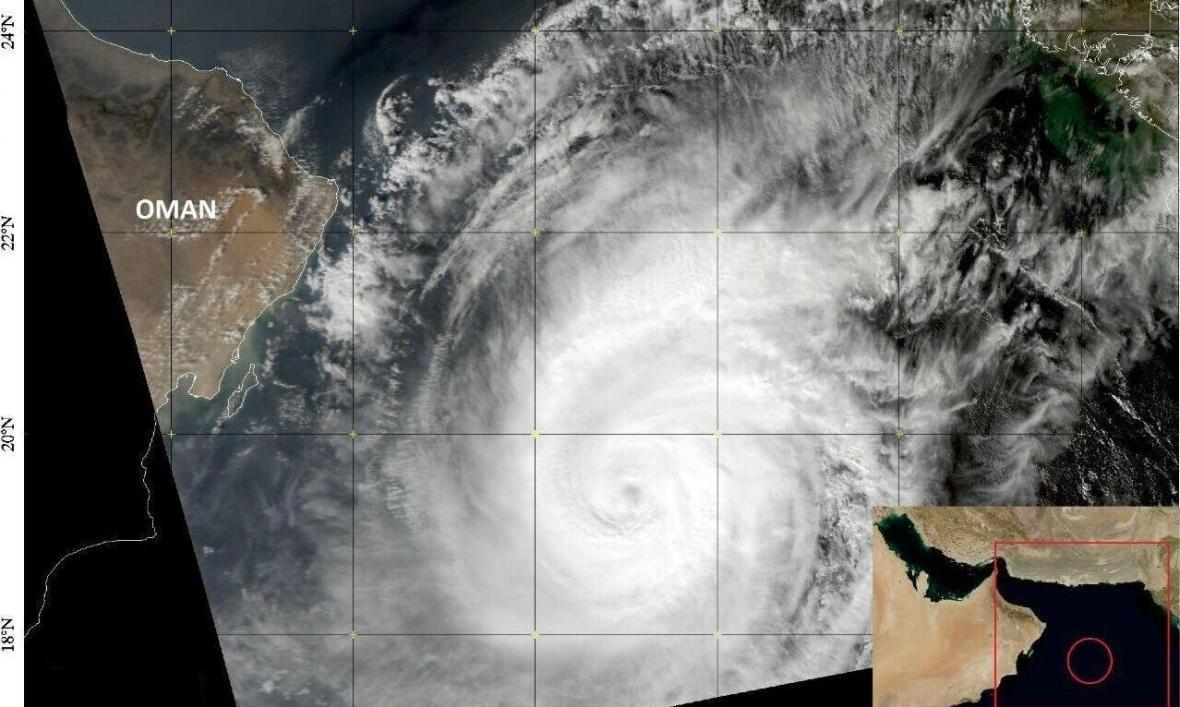 نام گذاری ایرانی توفان های شمال اقیانوس هند