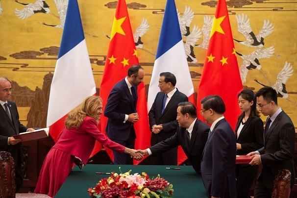 جنگ تعرفه ها با آمریکا ، چین از فرانسه ایرباس می خرد