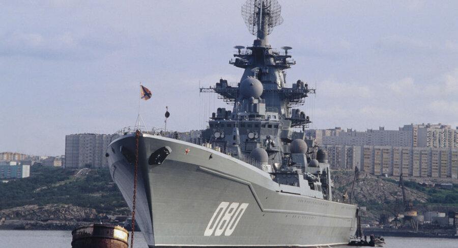 خطرناک ترین کشتی نظامی روسی به روایت آمریکایی ها