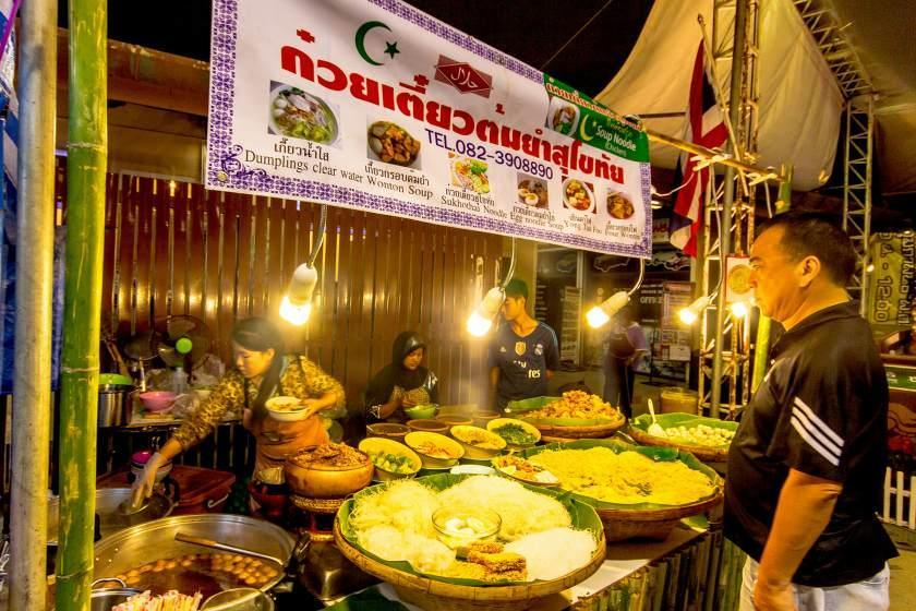 رستوران های حلال چیانگ مای تایلند را بشناسید