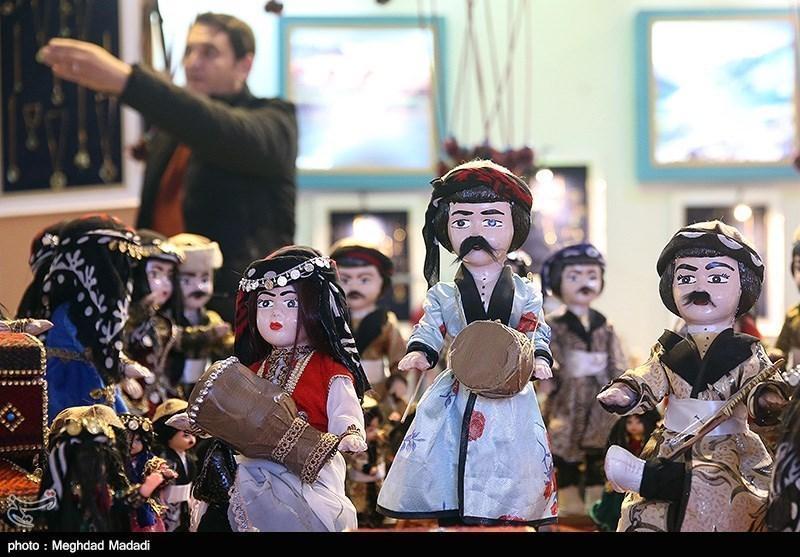 عروسک های ایرانی با مشتری های اروپایی