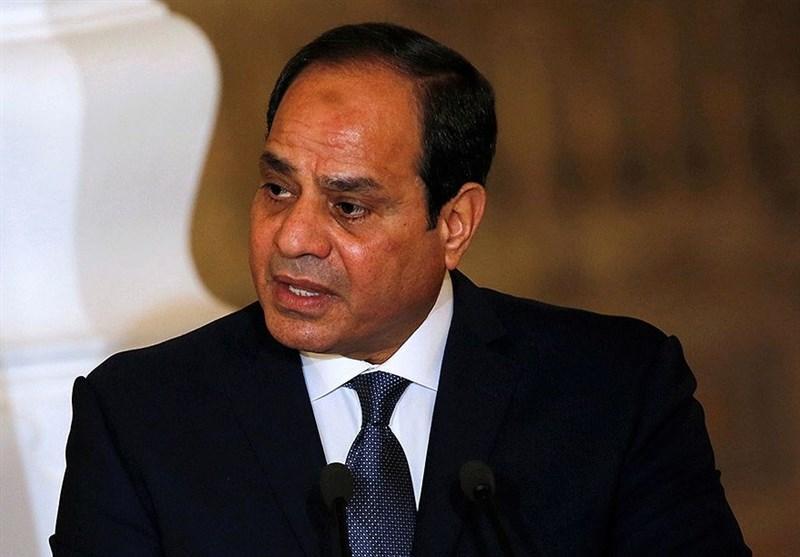 عبدالفتاح السیسی حالت فوق العاده در مصر را به مدت 3 ماه تمدید کرد