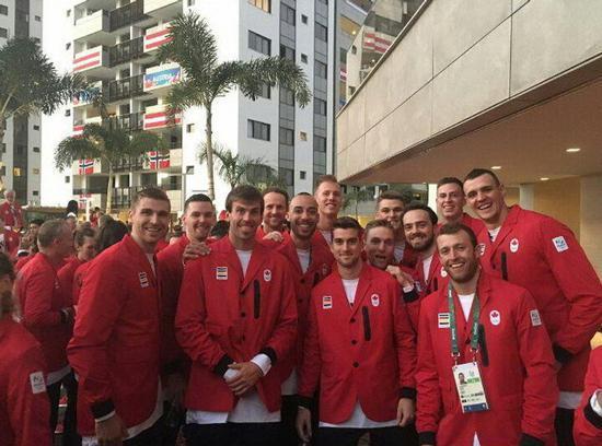 با ستارگان ورزش دنیا در استقبال المپیک