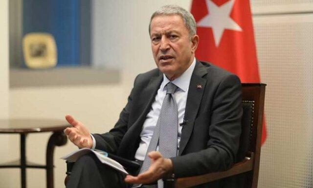 سفیر ترکیه بیان کرد دیگر نیازی به حمله مجدد به شمال سوریه نیست
