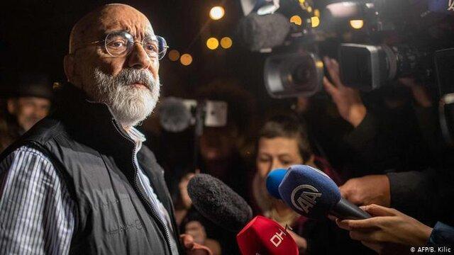 بازداشت دوباره روزنامه نگار سرشناس ترکیه 8 روز پس از آزادی