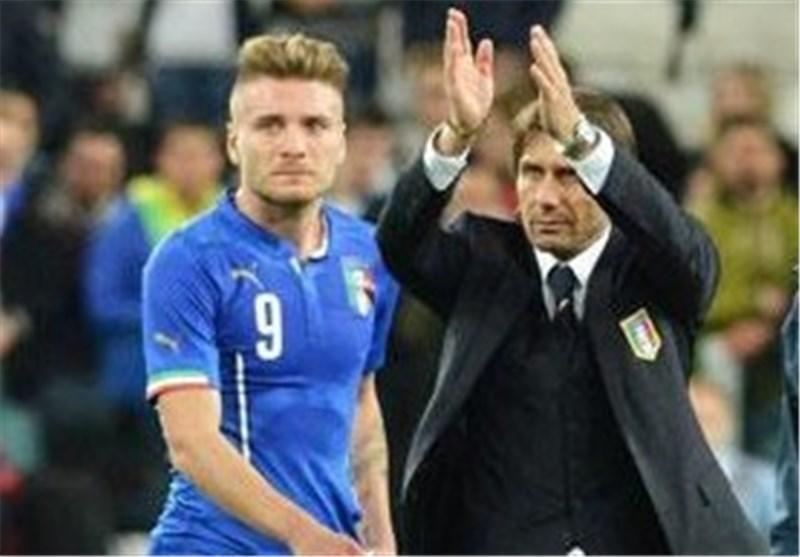فهرست اولیه تیم ملی ایتالیا برای حضور در یورو 2016 اعلام شد