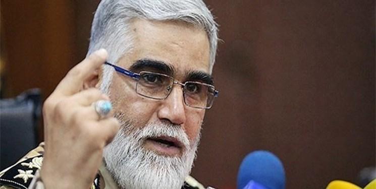امیر پوردستان: نیروهای مسلح ایران غافلگیر نمی شوند، موقعیت داعش را شناسایی می کنیم؛ تمام گردان ها در مرزها مستقر هستند
