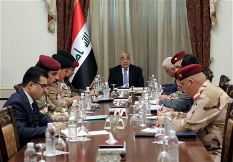 عبدالمهدی: آنچه در عراق جریان دارد یک فتنه بزرگ است، نمی توانیم دست بسته بمانیم