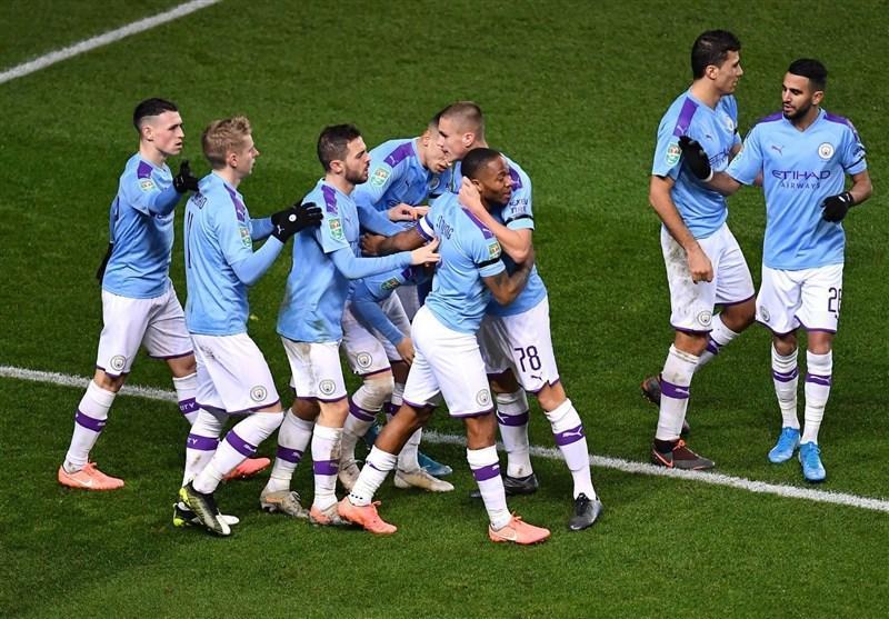 جام اتحادیه انگلیس، منچسترسیتی با پیروزی خارج از خانه به نیمه نهایی رسید