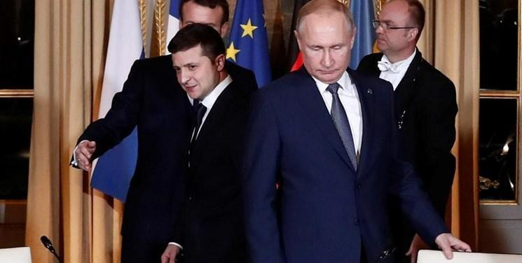 رؤسای جمهور اوکراین و روسیه برای آتش بس توافق کردند