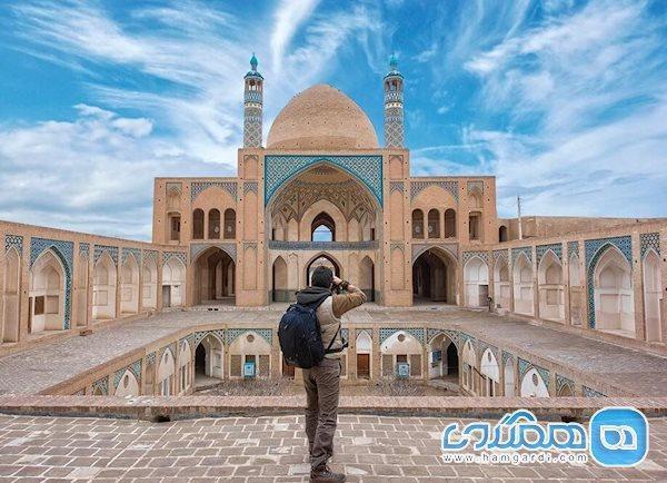 جاذبه های گردشگری کاشان را بهتر بشناسید