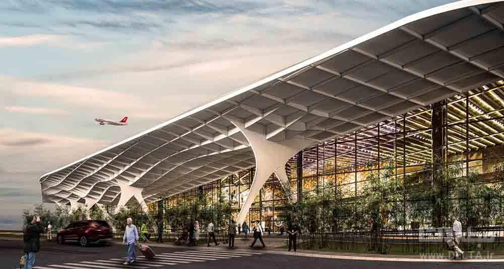 فرودگاه امام خمینی ، معرفی فرودگاه های ایران