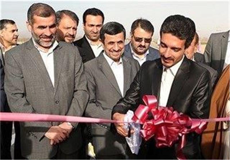 گزارش تصویری از افتتاح پروژه مسکن مهر با حضور رئیس جمهور در اراک